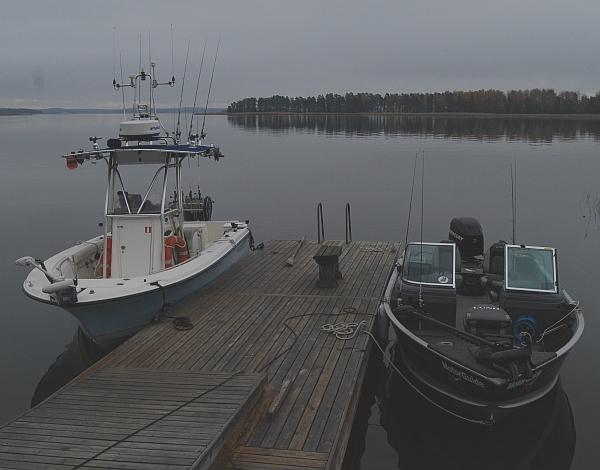Kalaoppaiden hulppeat veneet 1