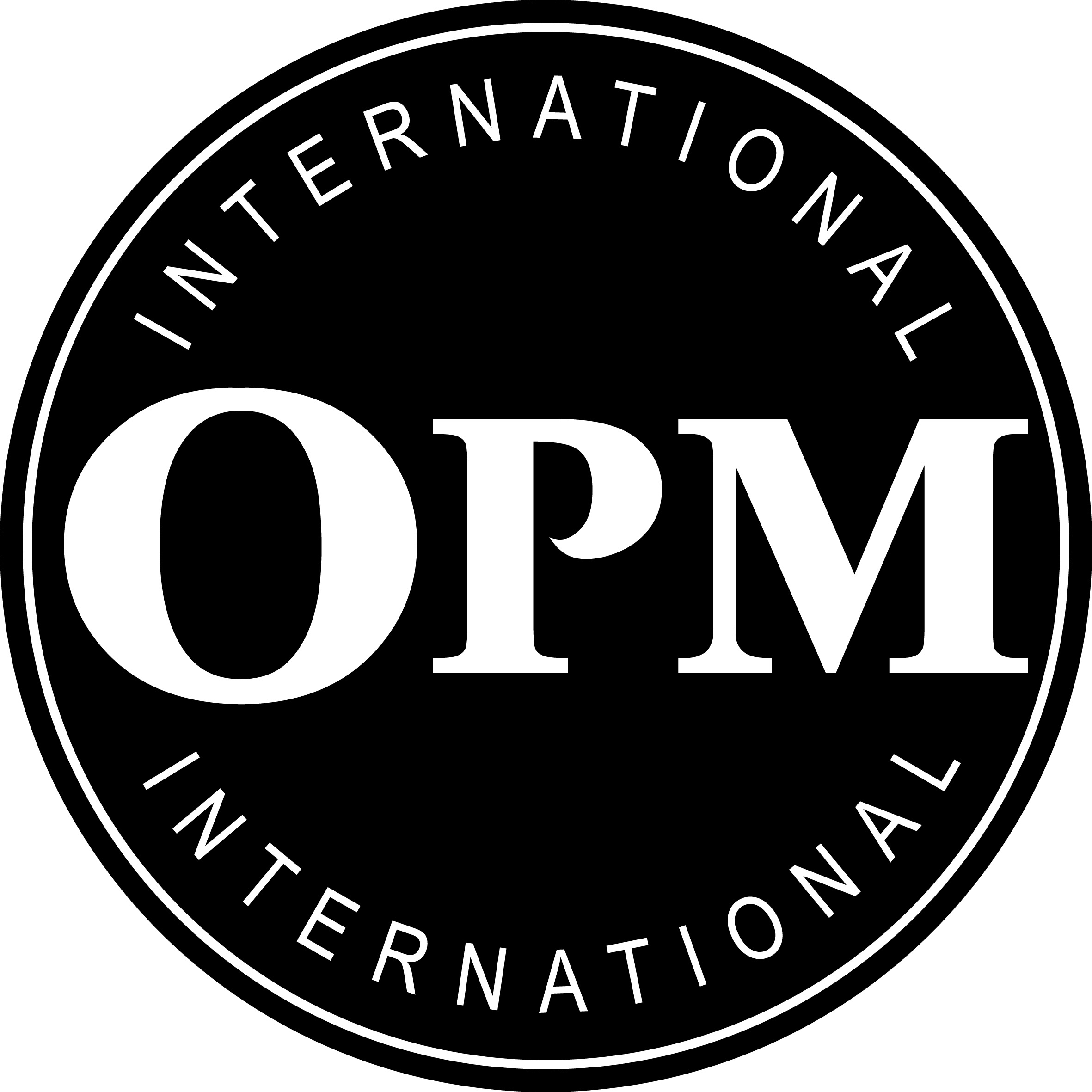 OPM International logo