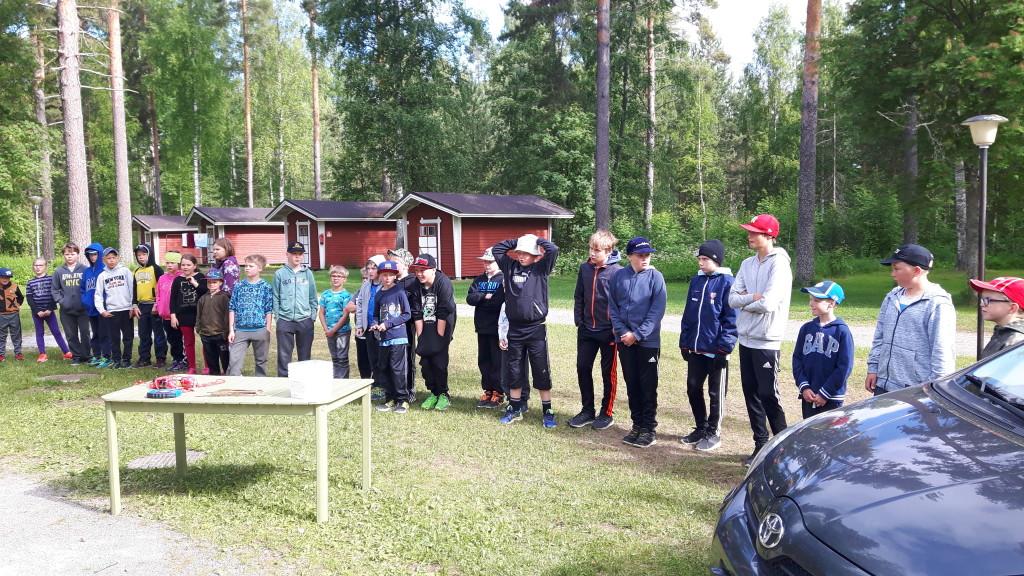 nuoret, Kerimäen leiri2