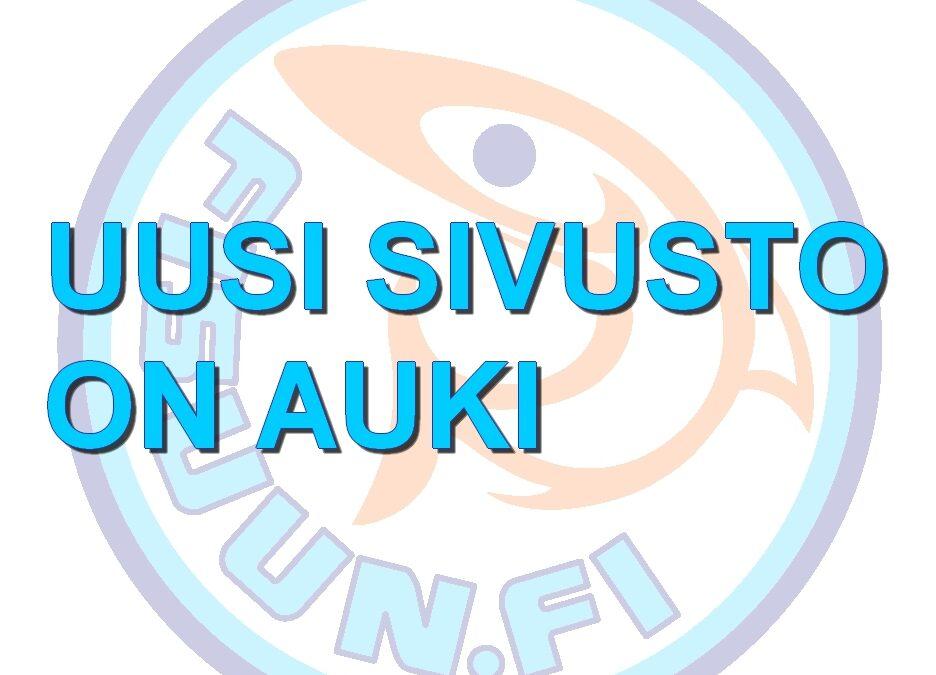 Uusi Fisuun-sivusto